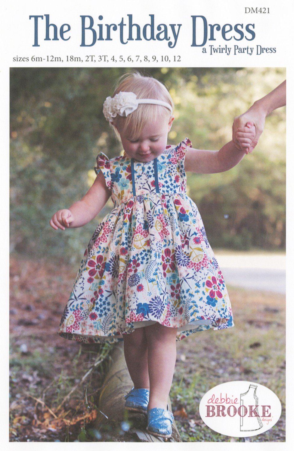 Birthday Dress - 6 mo. - 12 yr.