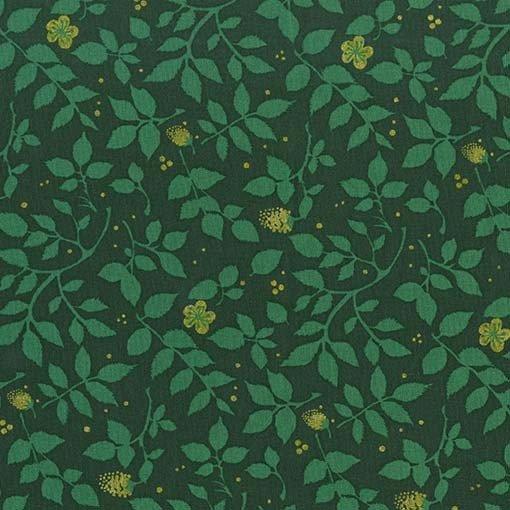 Brambleberry - Evergreen by Michael Miller