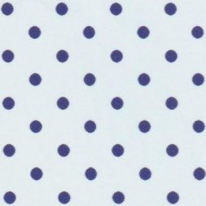 Grape Dots on White #2260