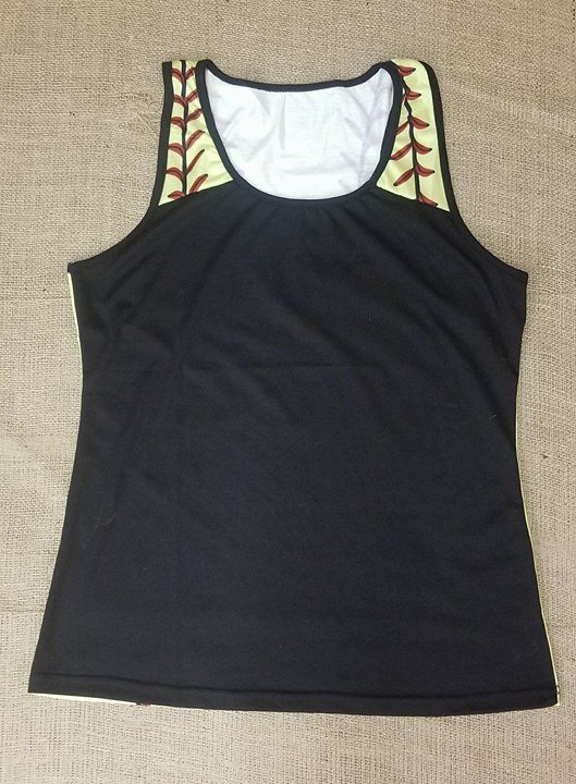 Ladies Softball Tanks