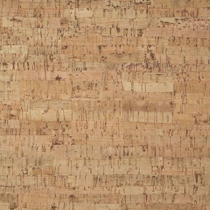 Natural Cork Fabric 9 x 13