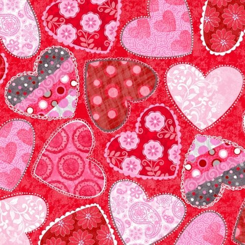 Hearts of Love 4374-88