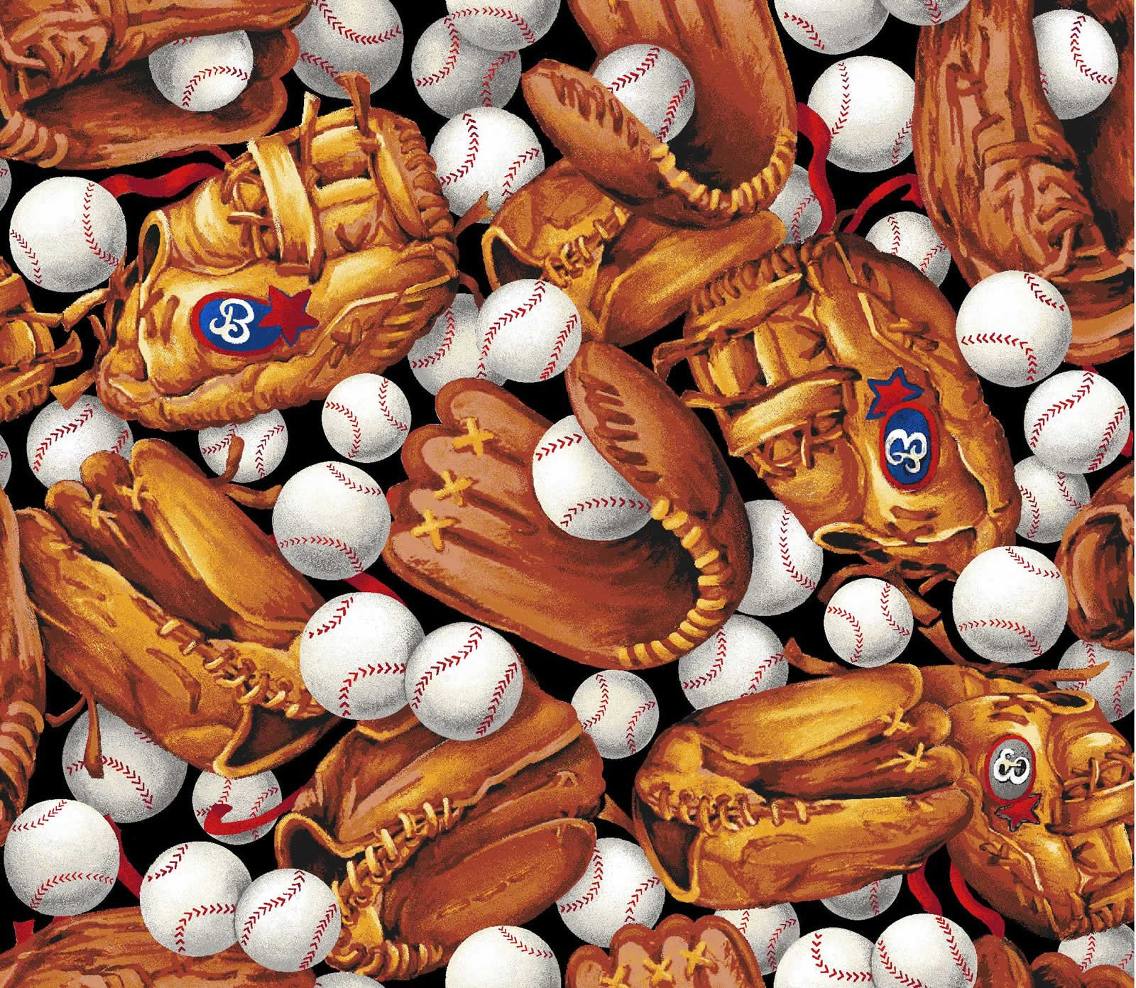 Baseball and Glove Sporting 60-11101