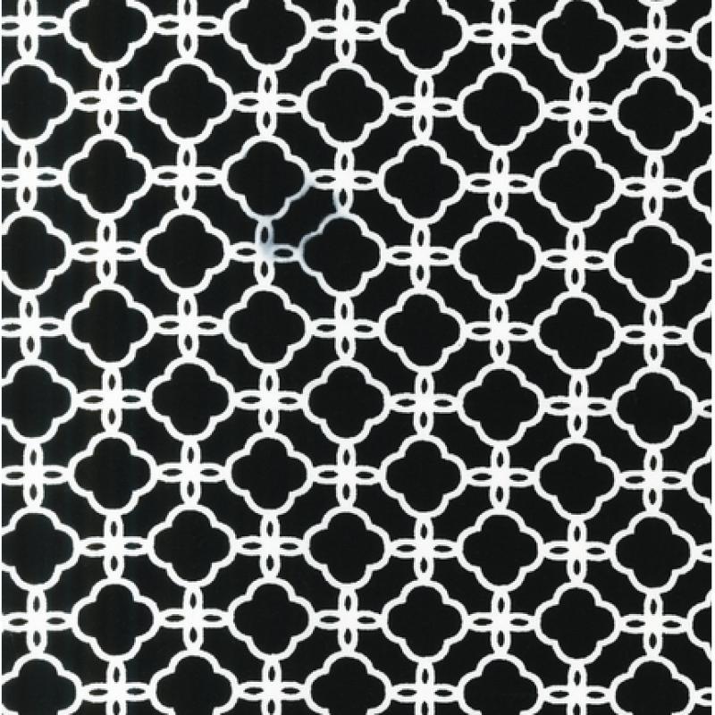 Pimatex basics geometric print black