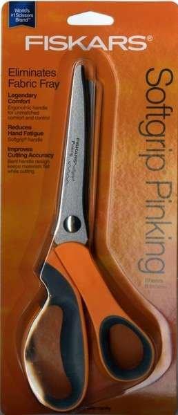Softgrip Pinking Scissor 8