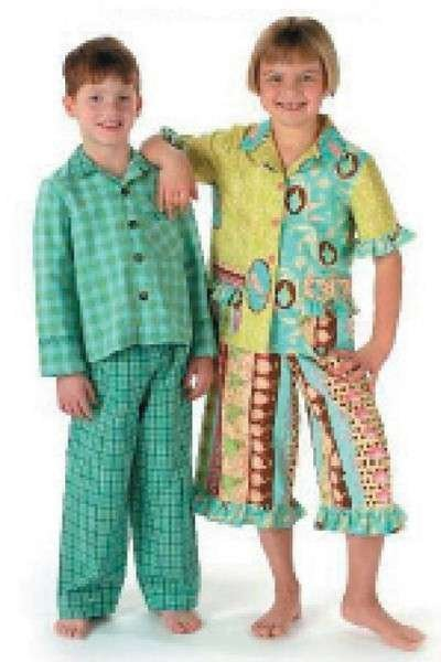 Jack and Jill Jammies