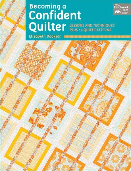 Become a Confident Quilter Pattern Book