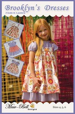 Brooklyn's Dress - Size 4-6