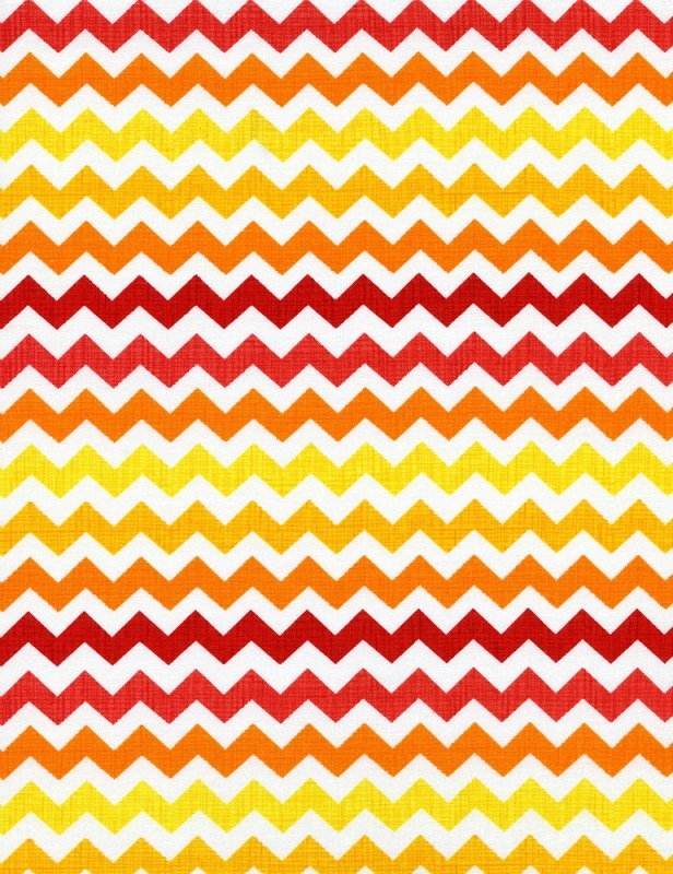 Ziggy Chevron-Sunset