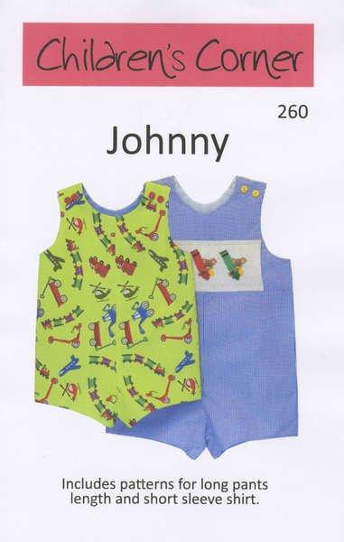 Johnny 3-12 Mths Children's Corner