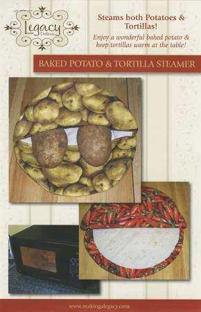 Baked Potato and Tortilla Steamer