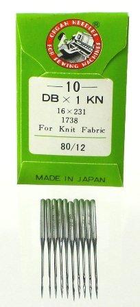 Overlock Needle #12 10/pk