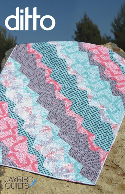 Ditto Quilt Pattern