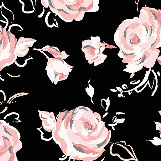 Ballet Rose Black