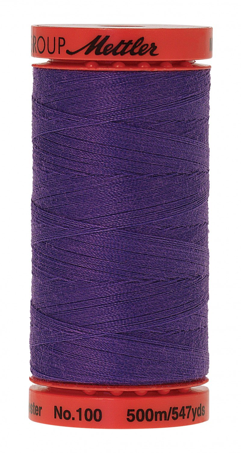 0030 Mettler Metrosene Thead Iris Blue - 547 yards
