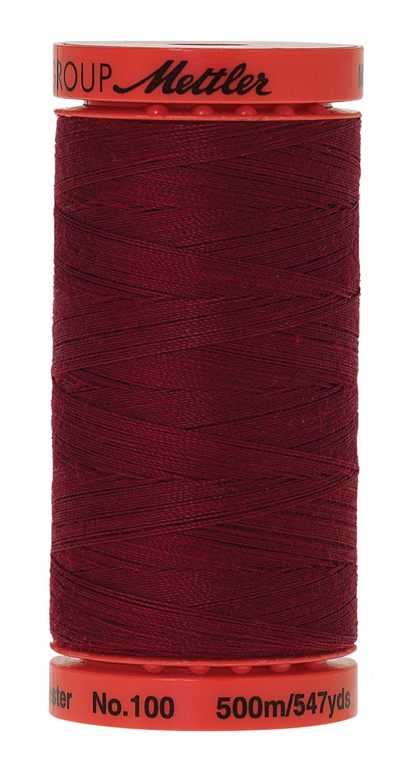 0106 Mettler Metrosene Thead  Winterberry - 547 yards (0738)