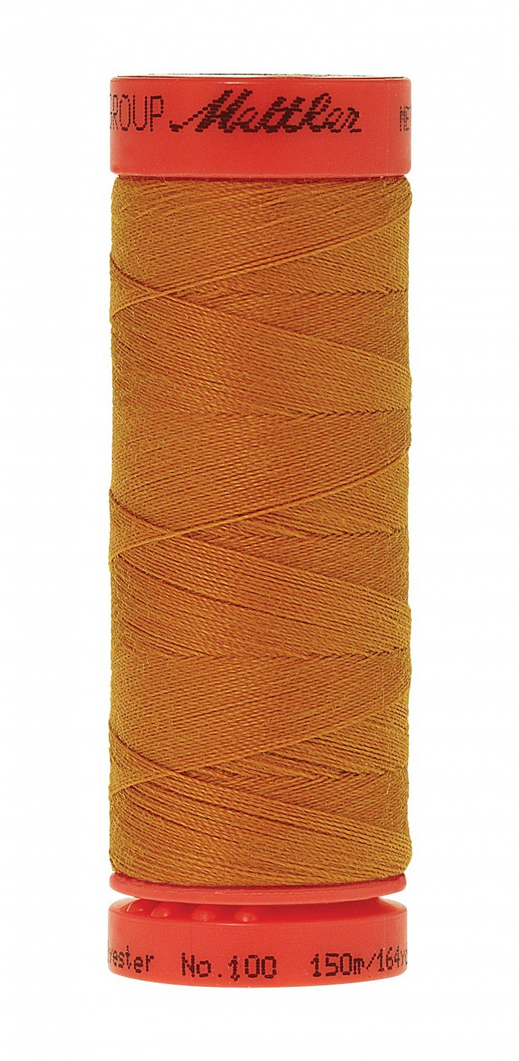 0121 Mettler Metrosene Thread Liberty Gold