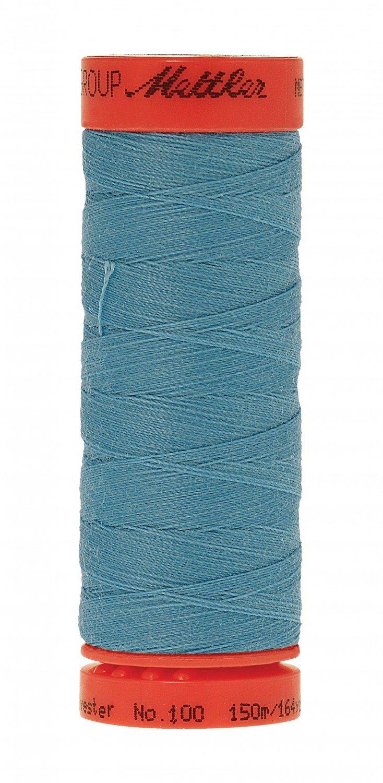 0409 Mettler Metrosene Thread Turquoise (0890)