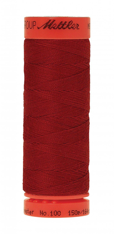 0504 Mettler Metrosene Thread Country Red (0836)