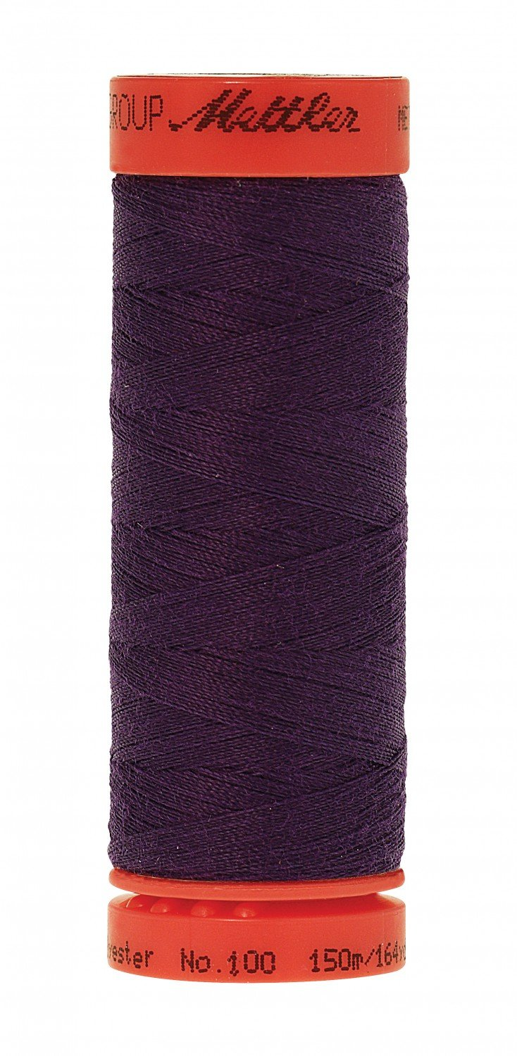 0578 Mettler Metrosene Thread  Color Purple (0583)