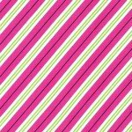 Candy Cane Stripe - Holly - Michael Miller