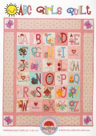 ABC Girls Quilt