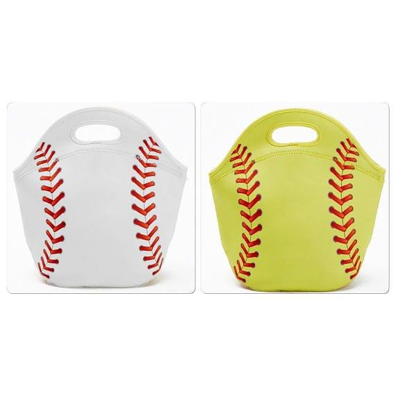 Baseball or Softball Lunch Tote