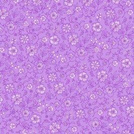 Bloom 26687 Purple by P&B Prints