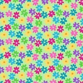 Bloom 266889 Green by P&B Prints