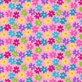Bloom 266889 Pink by P&B Prints