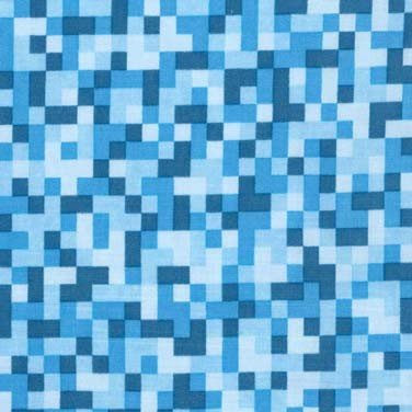 Blue Bitmap