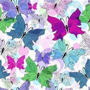 Butterflies Adhesive Vinyl