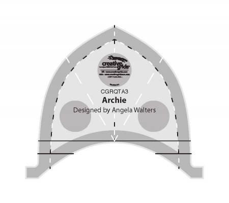 Creative Grids Machine Quilting Tool-Archie