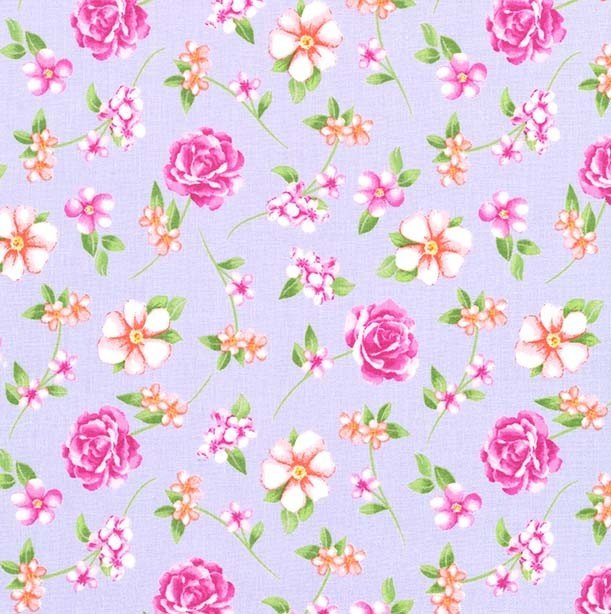 Fairy Floral Lilac 7845