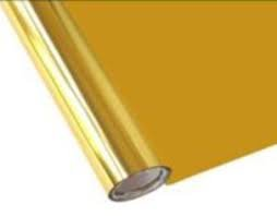 Gold DecoFilm Soft Metallic