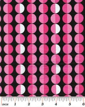 Black/Pink Cool Dot