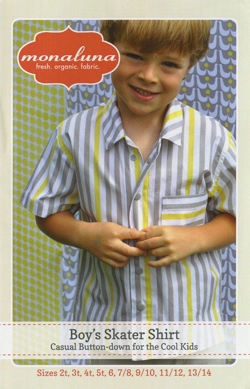 Boy's Skater Shirt