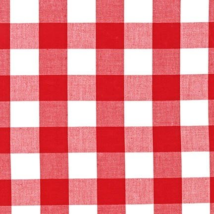 1 Carolina Gingham P-9811-3 RED