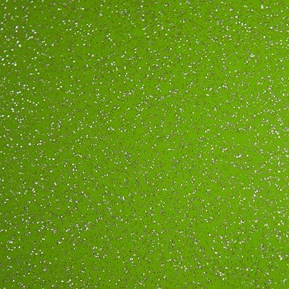 Apple Green Metal Flake Thermoflex