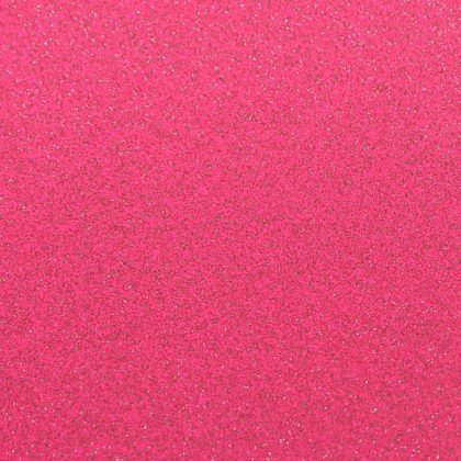 Bright Pink Metal Flake Thermoflex