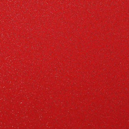 Red Metal Flake Thermoflex