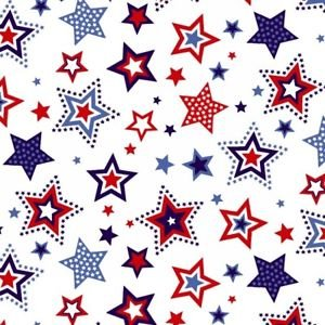 Red, White & Starry Blue 3982-10