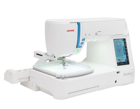 Skyline S9 Embroidery/Sewing Machine