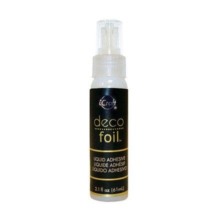 Deco Foil Liquid Adheshive