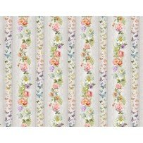 Butterfly Haven Border Print