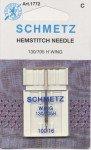 Schmetz Wing Needle 100/16