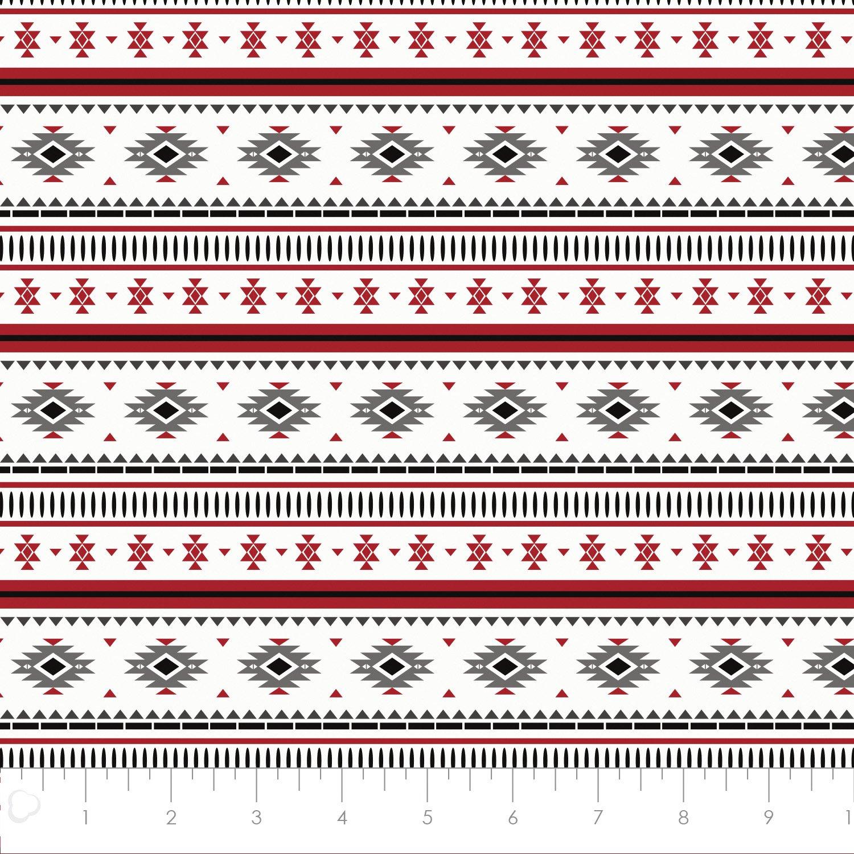 Hudson Nordic Blanket Stripe