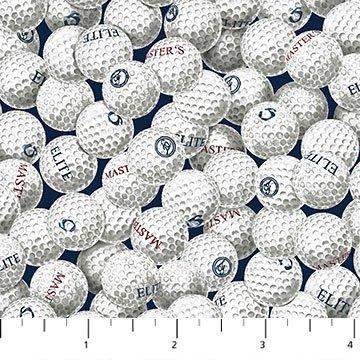On the Green Golf Balls