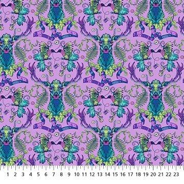 Stag & Thistle Deer Ridge Light Purple