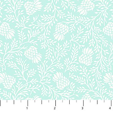 Stag & Thistle Thistle Thicket Light Turquoise